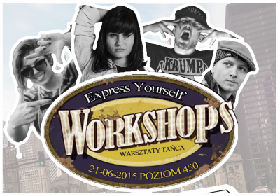 Express Yourself - Workshops