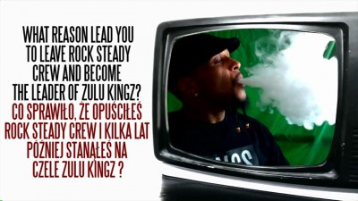 Wywiad z Alien Nessem (USA / Mighty Zulu Kingz) część 2 - THE PATH OF THE BRONX BOY