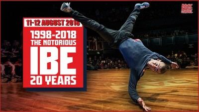 Bboy Music 2018 | IBE 2018 Mixtape Are You Ready For All Battles
