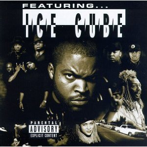 Album: Ice Cube - Featuring... Ice Cube