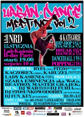 URBAN DANCE MEETING VOL. 2