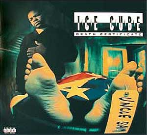 Album: Ice Cube : Death Certificate