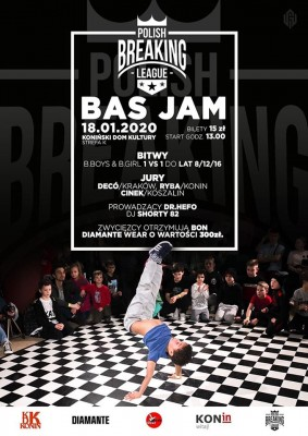Bas Jam / Polish Breaking League 2020