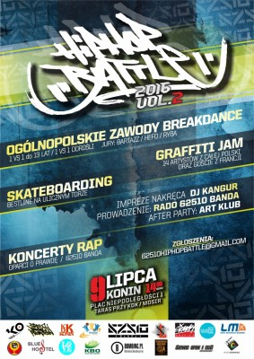 62510 Hip-Hop Battle vol.2