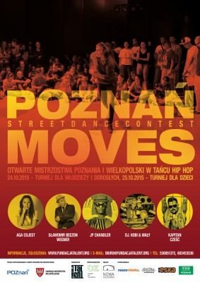 POZnań Moves 2015