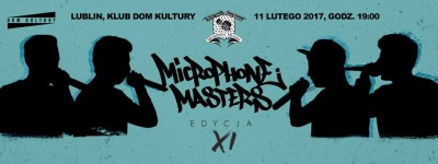 Microphone Masters XI - freestyle battle