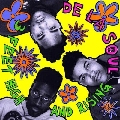 Album: De la soul - 3 Feet High and Rising