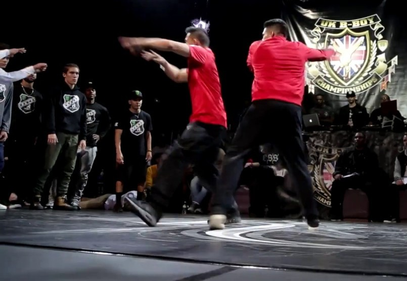 Monster B-Boys vs Soul Mavericks | FINAŁ | UK BBOY CHAMPIONSHIPS 2017