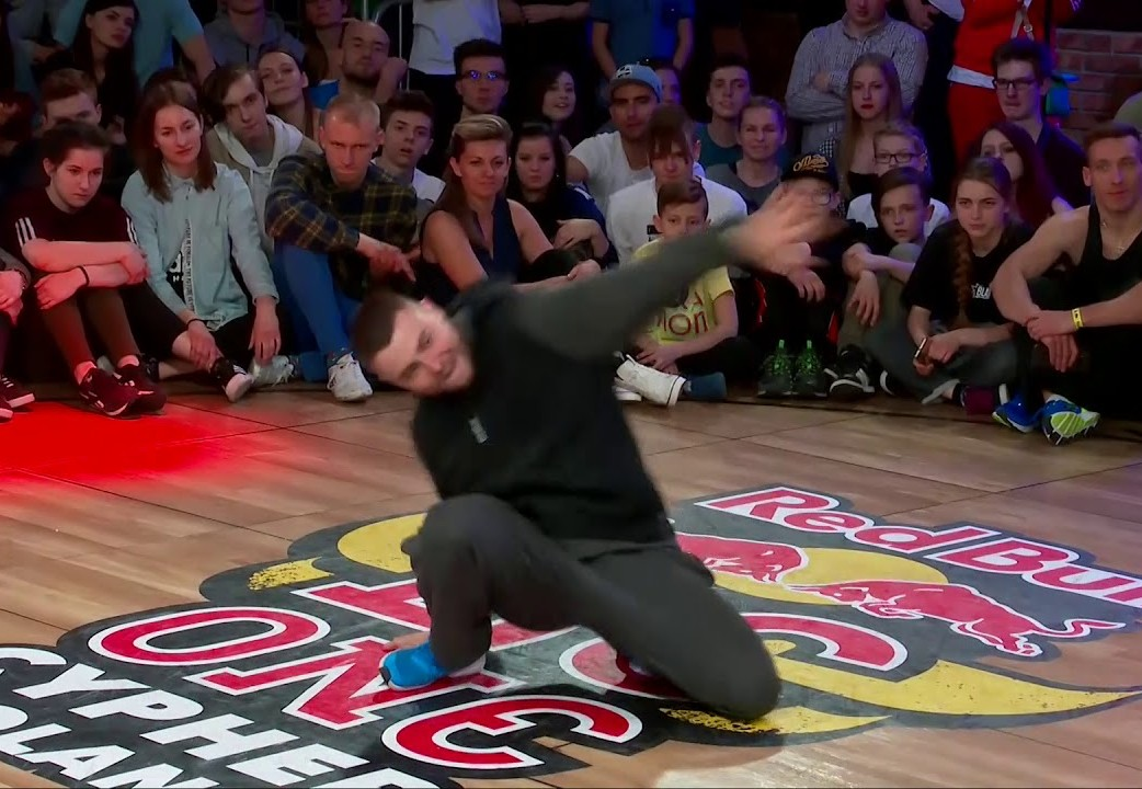Red Bull BC One Cypher Poland 2018 | Final: Kostek vs. Thomaz